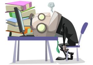businessRobot_over work